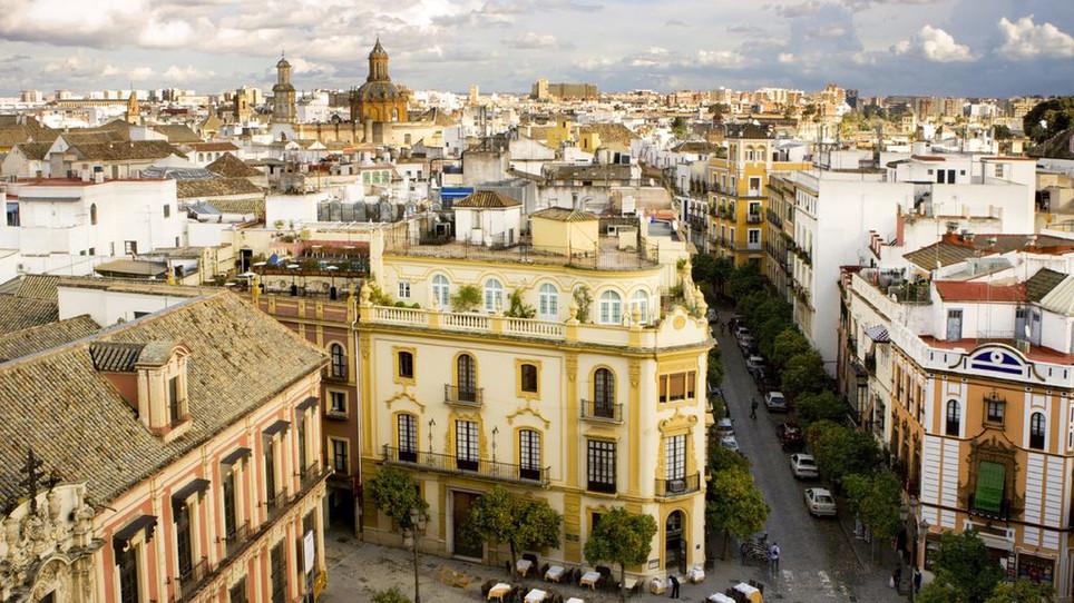 Недвижимость севилья испания